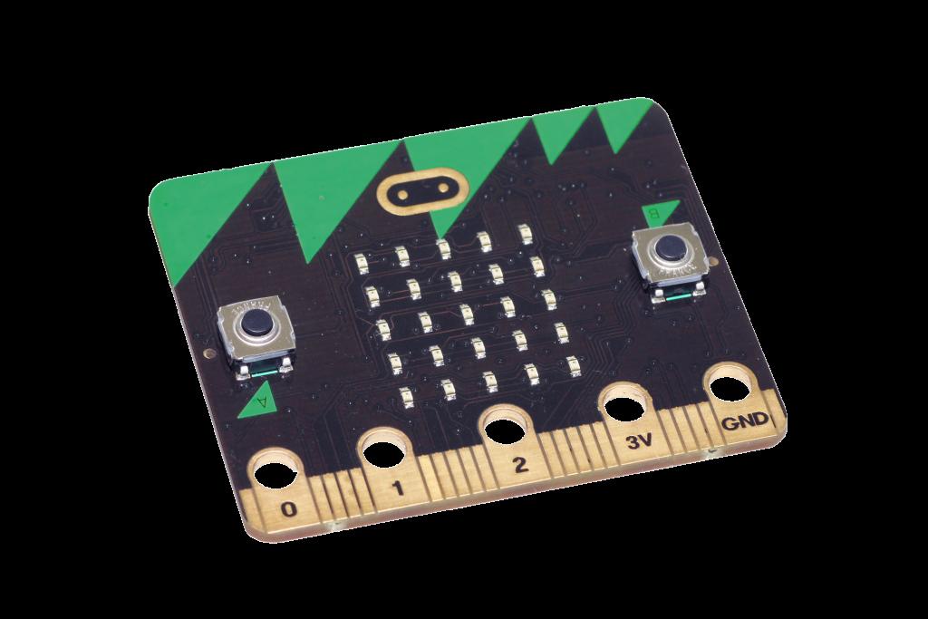 Micro Bit (Back side)