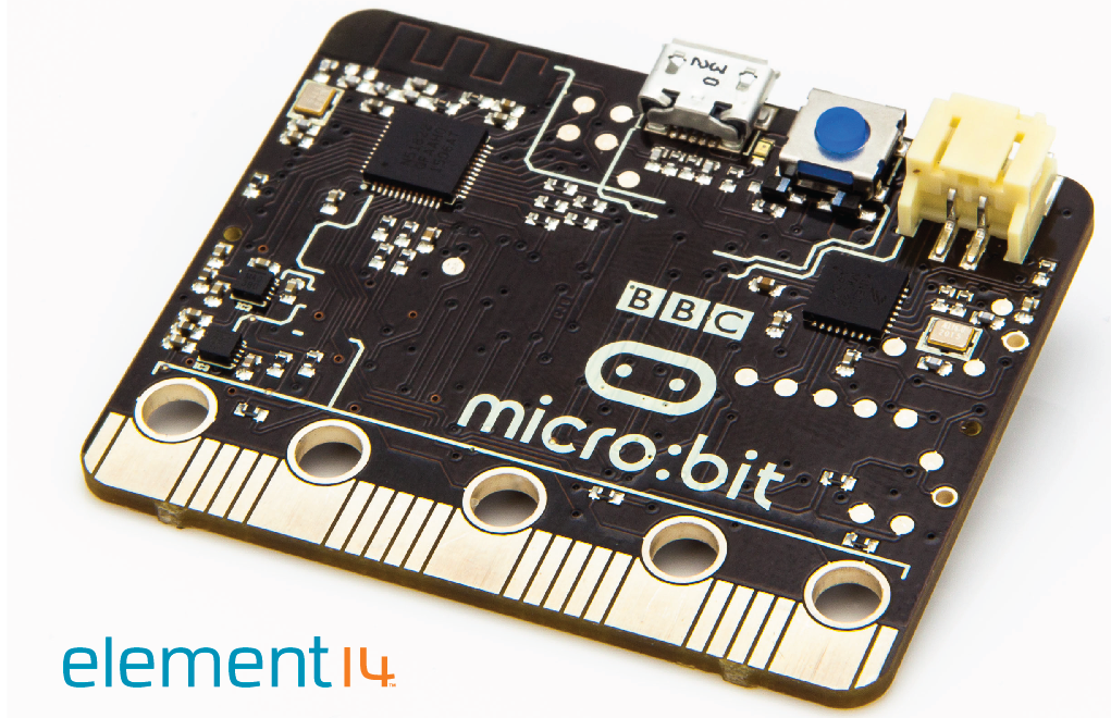 Micro Bit (Front Side)